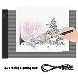iKALULA LED Leuchttisch, LED Licht Pad A4 LED...