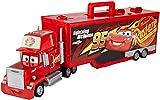 Disney Cars 3 Mack - Camión transportador de coches de juguete para niños +3 años (Mattel FPP57)
