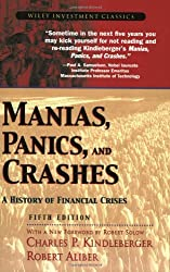 Manias Panic and Crashes book