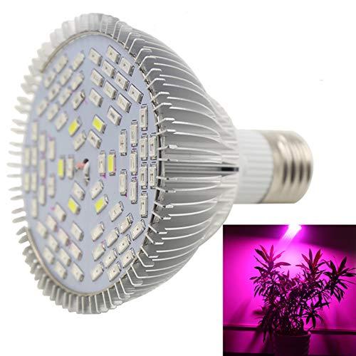 Mlightting@ plantenlamp volledig spectrum licht 25 W E27 Rood Blauw Wit UV-IR-LED kamerplanten tuin kassen lamp bloemen groente groei 78 LED AC 85 V -265 V