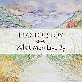 What Men Live By audiobook cover art