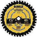 """Dewalt 7-1/4"""" 40-Tooth Circular Saw Blade"""