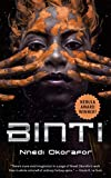 "Cover of Nnedi Okorafor's ""Binti."""