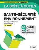 La boîte à outils en Santé-Sécurité-Environnement - 3e éd. - 64 outils et méthodes: 64 outils et méthodes
