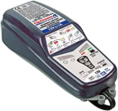 TecMate TM-341 OptiMATE 4 Dual Program, 9-step 12V 1A Battery Saving charger-tester-maintainer