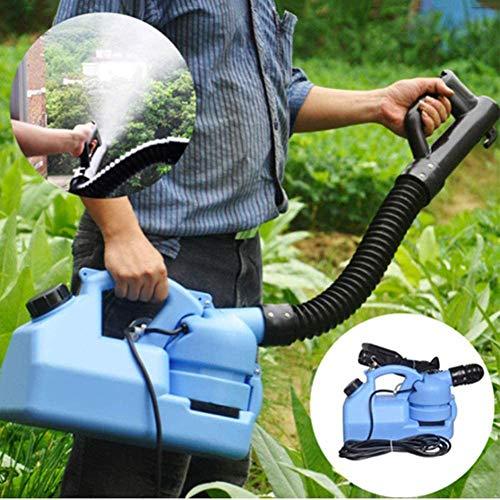 LKA 1.8 Galones Eléctrica Pulverizador ULV Nebulizador Pulverizador Capacidad De Desinfección Nebulizador para La Fumigación En Hoteles, Centros Comerciales, Restaurantes Y Casas