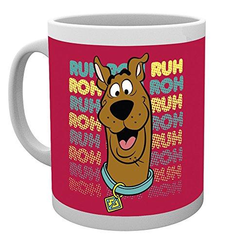 GB Eye LTD, Scooby Doo, Scooby Snack, Taza