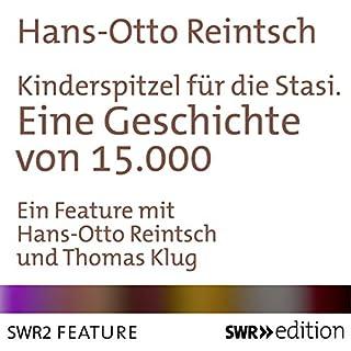 Kinderspitzel für die Stasi Titelbild