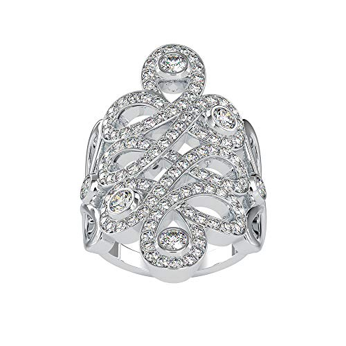 Anillo de boda con diamante...