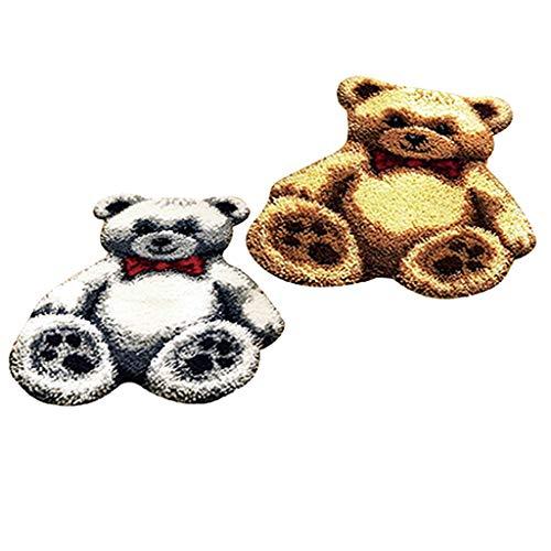 yotijar Juego de 2 Ganchos de Pestillo Grandes Bears para Adultos, Cojín para Principiantes