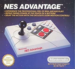 NES Advantage Joystick (Renewed)