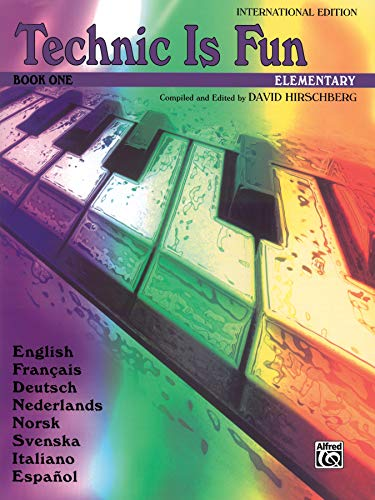 Technic Is Fun, Elementary Book One (Hirschberg
