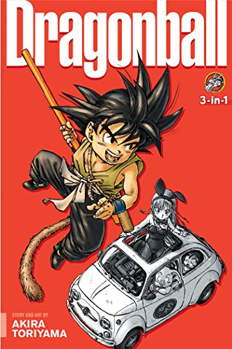 DRAGONBALL 3IN1 TP VOL 01 (C: 1-0-1).