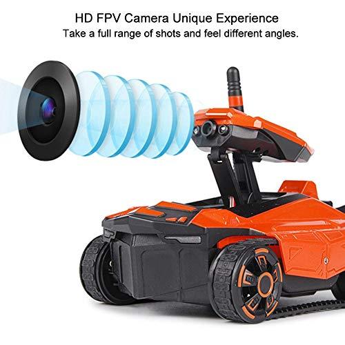 Wi-Fi FPV 0.3MP Caméra Appareil photo Télécommande iOS Android Robot Véhicule