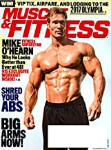 MUSCLE & FITNESS Magazine April 2017 MIKE O'HEARN, Dorian Yates, Dominic Purcell