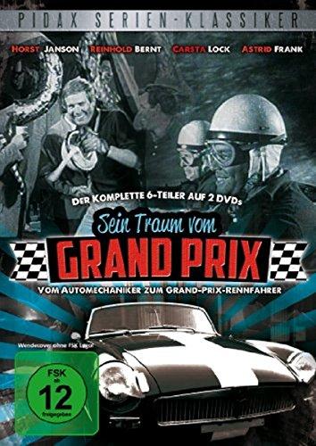 Pidax Serien-Klassiker: Sein Traum vom Grand Prix - der komplette Mehrteiler [2 DVDs]