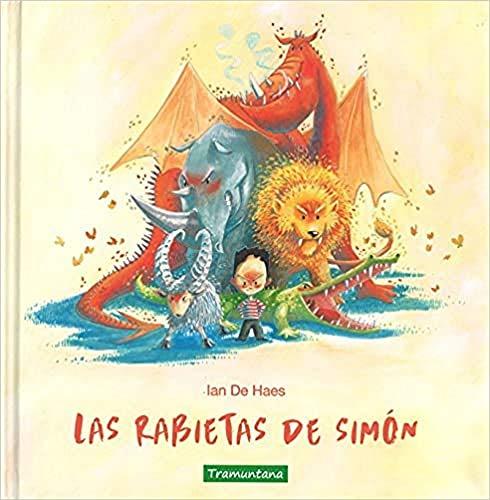 Las rabietas de Simón (INFANTIL)