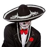 Sombrero Black Hat Halloween Accessory Costume