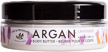 Pre De Provence Ultra-Hydrating Moroccan Argan Oil Body Butter - Lavender