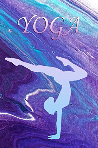 Yoga Journal: Yoga Journal Notebook - Find your Happiness Journal ( 6x9 blank lined notebook, 110 pages) Perfect for Personal Use or Gift for Women Yoga Teachers.