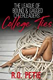 The League of Bound & Gagged Cheerleaders: College Ties