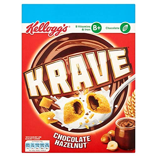 Kelloggs Krave PM299, 400 g