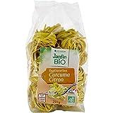 Jardin Bio Tagliatelles Curcuma Citron 250 g