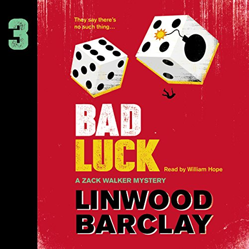 Bad Luck audiobook cover art