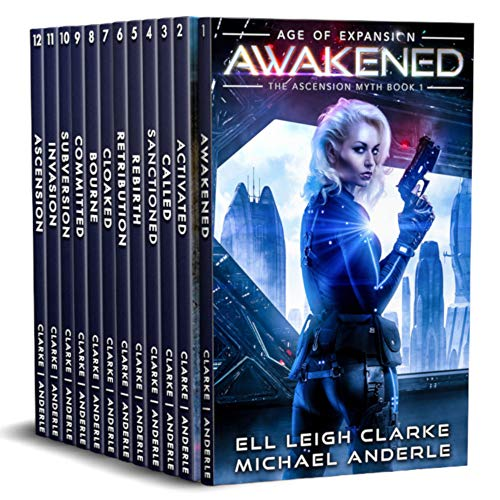 The Ascension Myth Complete Omnibus (Books 1-12): Awakened, Activated, Called, Sanctioned, Rebirth, Retribution, Cloaked, Bourne. Committed, Subversion, Invasion, Ascension (English Edition)