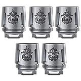 SMOK TFV8 original Baby Coil V8 Baby Head Core T8 T6 X4 Q2 Q4 M2 Núcleo para TFV8 Big BABY Tank V12 Baby Prince Tank Cigarrillo electrónico Cores- 5pcs M2 0,15ohm