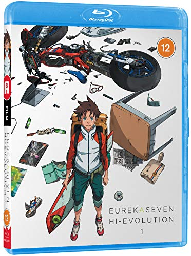 Eureka Seven - Hi-Evolution 1