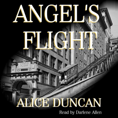 Angel's Flight audiobook cover art