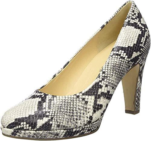 Gabor Shoes Damen Fashion Pumps, Grau (Grau 59), 39 EU