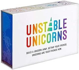 Unstable Unicorns Base Game card(basic edition)