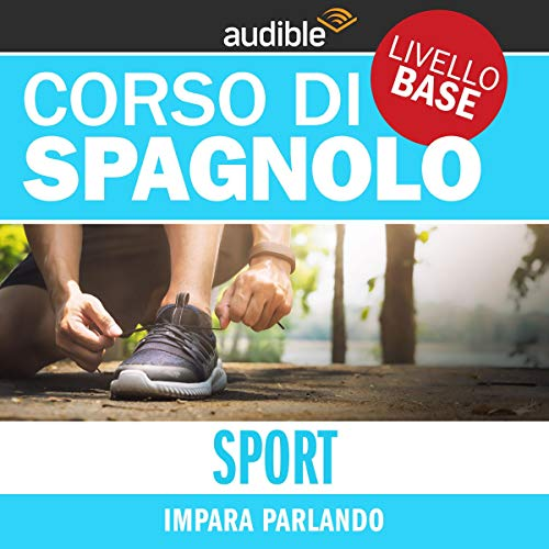 Sport - Impara parlando audiobook cover art