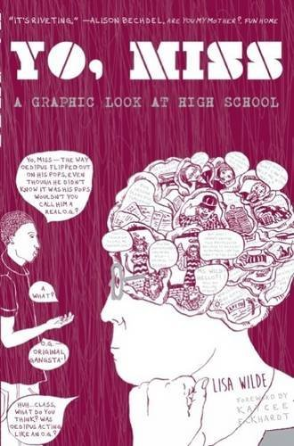 [(Yo Miss: A Graphic Tale of High School)] [Author: Lisa Wilde] published on (March, 2015)