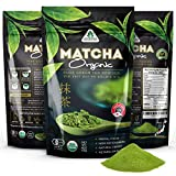 Organic Matcha Green Tea Powder [USDA certified]...