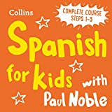 Learn Spanish for Kids with Paul Noble – Complete Course, Steps 1-3: Easy and Fun!