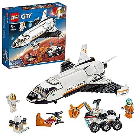 LEGO60226 - City Mars-Forschungsshuttle