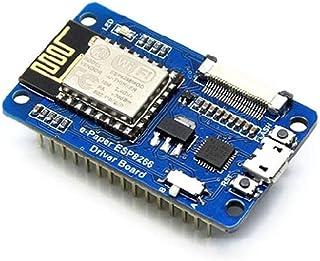 Modulo electronico Pantalla de papel electrónico desnuda + Tablero de controlador A bordo ESP8266 Módulo WiFi inalámbrico ...