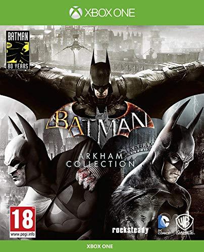 Batman: Arkham Collection - Steelbook Edition