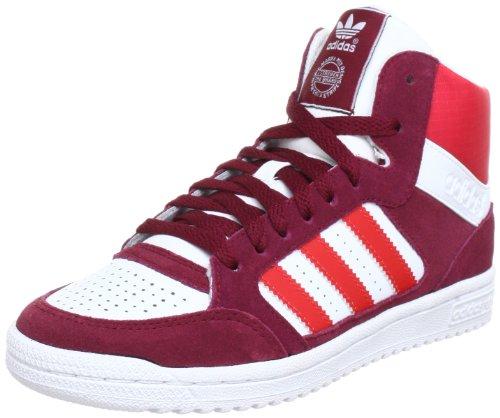 Adidas Originals Pro Play 2, Zapatillas de Estar por casa para Hombre, Rojo Rot, 47 1/3 EU