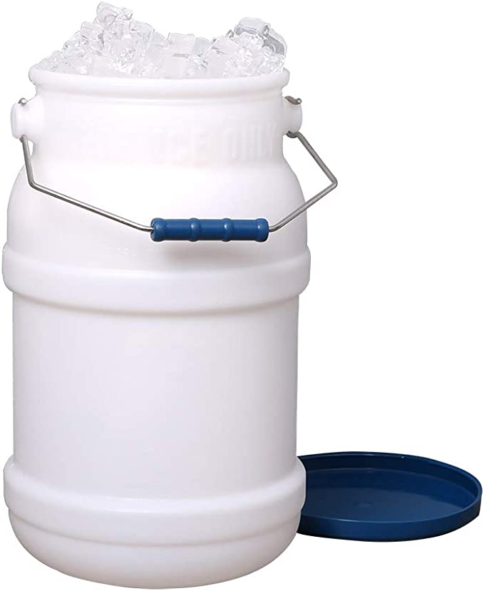 Rubbermaid Commercial Ice Bucket Tote with Bin Hook Adapter 5-1/2 ...