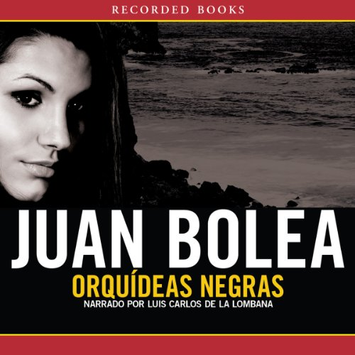 Orquideas Negras [Black Orchid] audiobook cover art