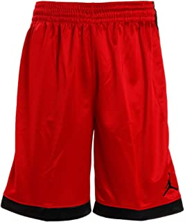 Nike Men's FRANCHISE Short Shimmer, Black(Gym Red/Black/Black687), Medium