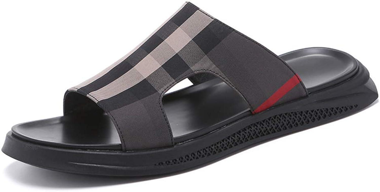 Flockar för Män Thong duk Sandaler Lättvikta Lättvikta Lättvikta skor för utomhus och inomhus  väntar på dig