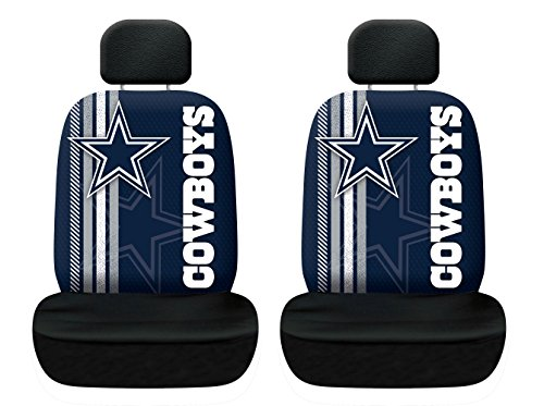 Fremont Die NFL Dallas Cowboys Rally Seat Cover, One Size, Blue