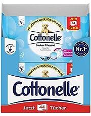 Cottonelle vochtige toiletdoeken, natuurlijk verzorgend.
