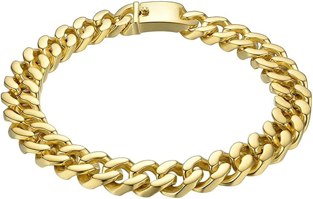 EF ENFASHION Ranking TOP2 Trendy Punk Style Link Chain Thick Chunky Necklace Denver Mall