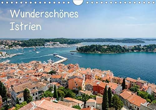 Wunderschönes Istrien (Wandkalender 2021 DIN A4 quer)